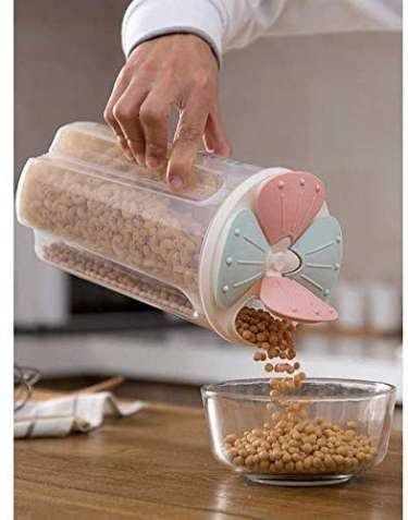 4 Compartment Airtight Container