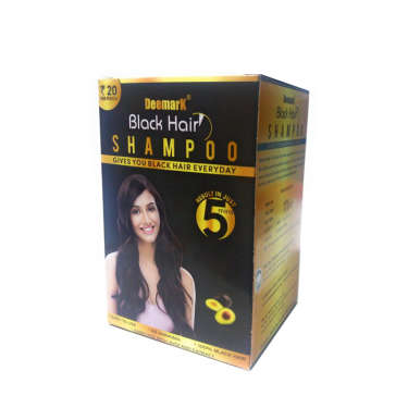 Deemark Black Hair Shampoo