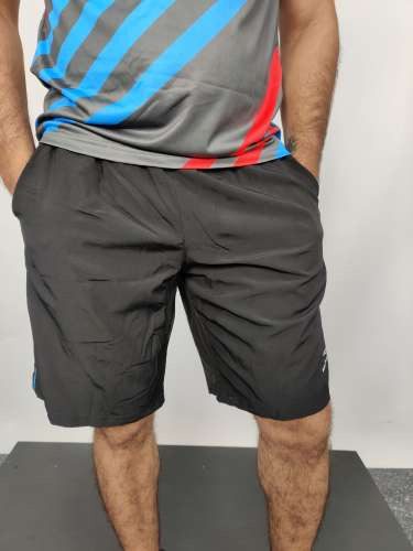 SG Side Stripe Polyester Shorts