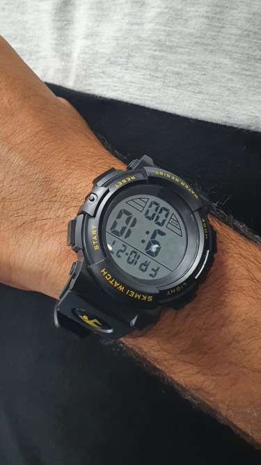 Skmei 1258 Digital Watch for Men