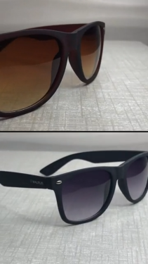 WALRUS UV Protection Wayfarer Sunglasses
